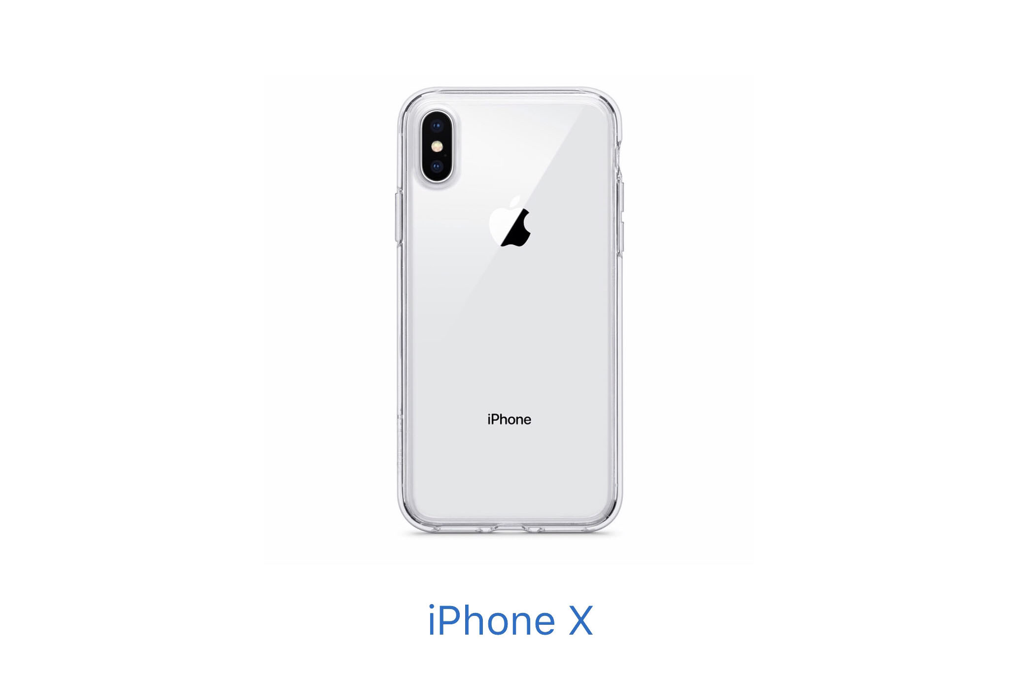 Ốp Trong Iphone X