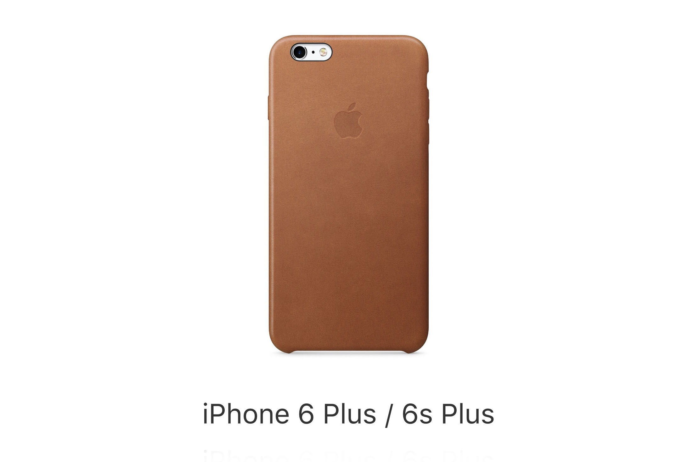 Ốp Da Iphone 6plus - 6Splus